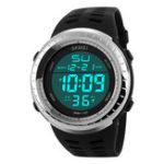 Original SKMEI116750MВодонепроницаемыСпортивныечасы Casual Style LED Цифровые наручные часы