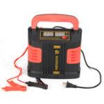 Оригинал 12 / 24V Jump Starter Аварийное зарядное устройство Booster Power Bank Устройство для восстановления импульсов