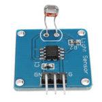 Оригинал 20Pcs Light Датчик Модуль Light Фоточувствительный Датчик Световая интенсивность платы Датчик Модуль для Arduino