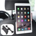 Оригинал Универсальный поворот на 360 градусов Авто Держатель для держателя сидений для 4-11 дюймов Samsung S8 iPhone X Таблетка