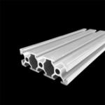 Оригинал 350 мм / 500 мм Длина 2060 Т-образный алюминиевый профиль Экструзионная рама для ЧПУ