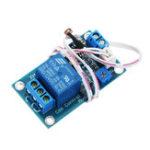 Оригинал XD-M131 DC 12V Модуль светочувствительного резистора Контроллер освещения Светочувствительный релейный силовой модуль с Зонд кабелем Автомати