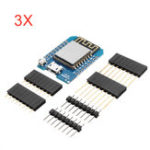 Оригинал 3Pcs Wemos® D1 Mini V2.3.0 WIFI Internet Of Things Development Board ESP8266 ESP-12S 4MB FLASH