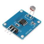 Оригинал 3Pcs Light Датчик Модуль Light Фоточувствительный Датчик Световая интенсивность платы Датчик Модуль для Arduino