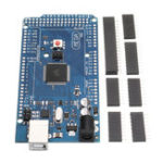 Оригинал Geekcreit® Mega 2560 R3 ATmega2560-16AU Разъем для разработки без кабеля USB Разъем для разъема для корпуса Arduino