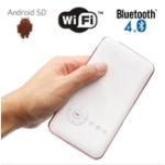 Original PocketSmartAndroid1080PDLPMini Проектор для Смартфон USB-видео Wifi LED