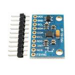 Оригинал 3Pcs MPU-9250 GY-9250 9 Axis Датчик Модуль I2C Плата связи SPI для Arduino