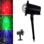 Оригинал 6W RGBW LED Crystal Ball Lawn Stage Light Водонепроницаемы На открытом воздухе Сад для Chrismas AC100-240V