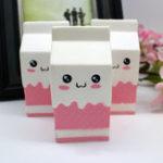 Оригинал Искусственный симулятор Пищевой торт Squishy Stress Relief Toys Random Color