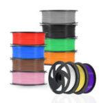 Оригинал 1KG 1.75mm Mutil-Color PLA Материал Филамент для 3D-принтера