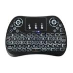 Оригинал T2Подсветка2.4GTouchpadAirМышь Mini Wireless Клавиатура для Android TV Коробка Ноутбук