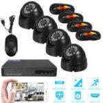 Оригинал 4CH 720P Беспроводной WIFI Видеорегистратор Инфракрасный IP камера Системы безопасности для систем видеонаблюдения в ночное время камера