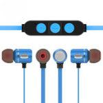 Оригинал AX-09 Bluetooth 4.1 Беспроводной магнитный вкладыш Наушник