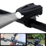 Оригинал XANES550LMИндукционныйпереключательНочнойвелосипед Передний свет USB Зарядка 5 режимов 65 г Легкий вес