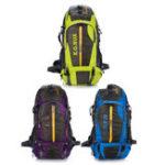 Оригинал 50LБольшаявместимостьАльпинизмСумкаВодонепроницаемы Nylon Спортивные товары Сумка На открытом воздухе Travel Backpack