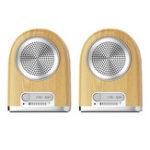 Оригинал OVEVO Tango 2x5W Bluetooth 4.2 Двойной беспроводной магнит TWS Водонепроницаемы Динамик с крышкой Чехол