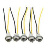 Оригинал 5шт T10 Коннектор 12CM W5W 168 194 Лампа Свет кабеля LED Лампочки Разъем