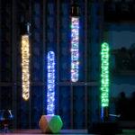 Оригинал E27 T30 3W 280LM Цветной зеленый синий теплый белый LED Праздничная лампа для рождественской вечеринки AC85-265V
