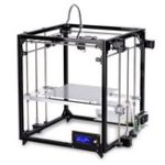 Оригинал Flsun Cube 3D-принтер 260 * 260 * 350 мм Размер печати с автоматическим выравниванием Двойные Z-двигатели Двойные вентиляторы охлаждения 1,75 мм 0,4 мм соп