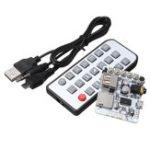 Оригинал DIY 5V Bluetooth 3.0 / 4.0 / 4.1 Аудио Приемник Плата беспроводной стереофонический звуковой модуль