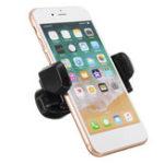 Оригинал Универсальное вращение на 360 градусов Авто Держатель для воздуховодов Авто Монтажный кронштейн для настольного телефона для iPhone Samsung