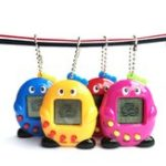 Оригинал MultiColorsAnimalяйцаVirtualCyber Digital Pet Game Toy Электронный рождественский подарок E-Pet
