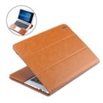 Оригинал Кожаный брелок для ноутбука Сумка Liner Sleeve Защитный Чехол для Apple Macbook Pro / Air 13/15 дюймов