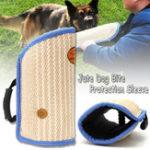 Оригинал  Jute Собака Bite Защитная рукоятка для тренировки Young Собакаs Police Schutzhund