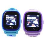 Оригинал Водонепроницаемы Kid Smart Watch Touch Phone Call Kids Location Tracker Браслет