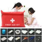 Оригинал СкораяпомощьприпервойпомощиНабор Пакет для лечения На открытом воздухе Sport Rescue Медицинская Сумка