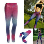 Оригинал Женская одежда Yoga Спортзал Штаны для брюк Леггинсы Фитнес Бег трусцой Брюки
