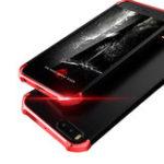 Оригинал 3В1противоударнойалюминиевойметаллической бамперной рамке Жесткая задняя крышка ПК для Xiaomi Mi A1/Xiaomi Mi 5X