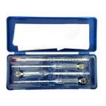Оригинал Алкоголь метр 4PCS / Установить Детекторный датчик для измерения плотного слоя