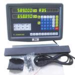 Original JCS900-2AE2Цифроваяиндикацияосис 2шт 300 400 мм Линейное стекло Весы Станок и мельница Инструмент
