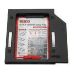 Original JAYI 9,5 мм 12,7 мм 2,5-дюймовый жесткий диск SATA SSD для жестких дисков для ноутбуков