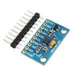 Оригинал MPU-9250 GY-9250 9 Ось Датчик Модуль I2C Плата связи SPI для Arduino