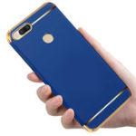 Оригинал BakeeyРоскошь3в1Пластиковая рама для сращивания ПК Hard Чехол Для Xiaomi Mi A1/Xiaomi Mi 5X