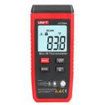 Оригинал UNI-TUT306AMiniLCD-35~ 300 ℃ Инфракрасный Термометр Красный Лазер Температурный метр ℃ / ℉