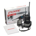 Оригинал PUXING PX-777 UHF 400-470MHZ Ham Радио Walkie Talkie