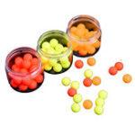 Оригинал LEO30PCSприбыльнаакциюFoamРыбалкаFloat Balls На открытом воздухе Рыбалка Аксессуар для приманки для плавучести