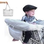 Оригинал Baby Kids Корзина Корзина подушки Детские тележки Pad Baby Покупки Push Cart Защитная крышка Детские кресла сиденья коврик с безопасностью Ремень