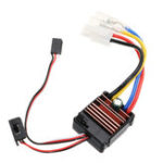 Оригинал 60A ESC Carbon Brushed 1/10 RC Crawler Car Part