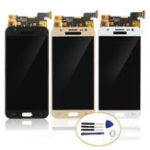 Оригинал LCD Ремонт сенсорного экрана с цифровым дисплеем Набор для Samsung Galaxy J5 2015 J500F J500FN J500M J500H