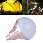 Оригинал Портативный 20W 30W USB перезаряжаемый LED Dimmable Кемпинг Тент свет аварийной лампы Лампа для На открытом воздухе