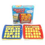 Оригинал  Кто игра Оригинальные гадания семейной вечеринки Fun Kids Adults Board Toy Gifts
