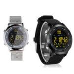 Оригинал Bluetooth Дистанционный камера Секундомер Smart Watch Bracelet Phone Mate Спортивный трекер активности для Android