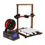 Оригинал 3D-принтерAnet®E12DiyНабор300 * 300 * 400 Размер печати с алюминиевой рамкой 1.75 мм / 0.4 мм Nozzl