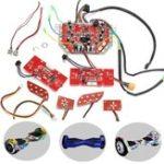 Оригинал Red Main Circuit Board Ремонт запасных частей Набор для скутера баланса