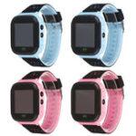 Оригинал Водонепроницаемы Tracker SOS Call Kids Smart Watch для Android IOS iPhone