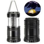 Original Высокое качество 30LED Яркость Кемпинг Свет На открытом воздухе Походная лампа AA